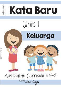 Keluarga | Family Colour BLM Pack| Bahasa Indonesia