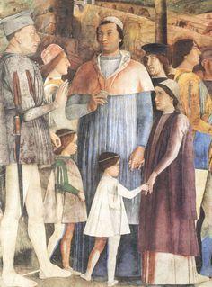 mantegna sposi