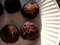Chocolate-Walnut-Pecan Truffles