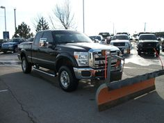 You ready? Snow Plow, Ford Trucks, Vehicles, Car, Ford, Vehicle, Tools