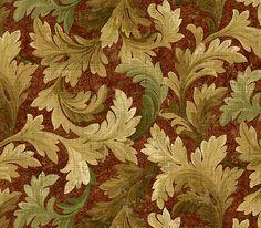 Acanthus Leaf Pattern