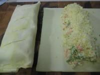 Recipe Cheesy Tuna Strudel by Kirrilly, learn to make this recipe easily in your kitchen machine and discover other Thermomix recipes in Main dishes - others. Recipe Community, Curry Powder, Strudel, Main Meals, Tuna, Lunches, Main Dishes, Seafood, Cooking Recipes