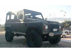 Gebrauchtwagen: Land Rover, Defender, 90 2.5 Tdi Hard-top, Diesel, € 8.500,- AutoScout24 Detailansicht