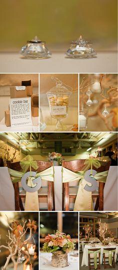 Aquarium/topical wedding theme!