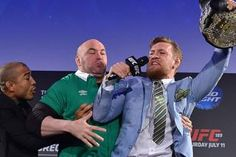 All Of McGregor's Trash Talk And Insults To Jose Aldo