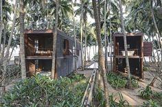 Arquitecturas silenciosas: PALMYRA HOUSE. 2007. Studio Mumbai architects