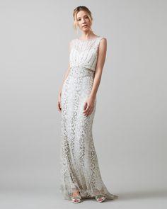 Phase Eight Hope Wedding Dress Cream
