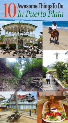 10 Awesome Things To Do In Puerto Plata, Dominican Republic