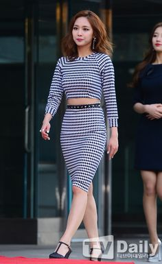fei miss a gaon kpop awards red carpet fashion