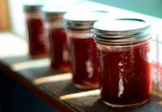 low sugar stevia jam
