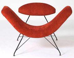 'Reversible' by Martin Eisler. 1950s