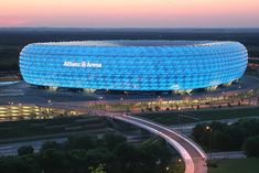 Munich Football Stadium