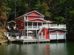 227 Picnic Point - Lake Lure, North Carolina