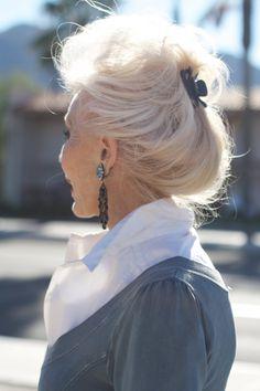 Advanced Style.  Photo by Ari Seth Cohen