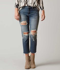 fd37b6d3254dd Gilded Intent Mid-Rise Ankle Skinny Stretch Jean - Women s Jeans in Tinted  Night