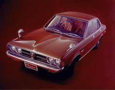 1973 - New Galant GSII