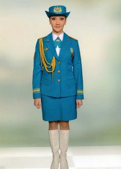 The Kazakhstan army is holding a beauty pageant and you can be a judge