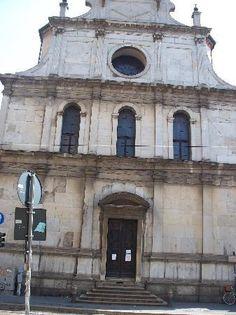 Chiesa di San Maurizio al Monastero Maggiore - Corso Magenta, 20123 Milano #RossettiWorld