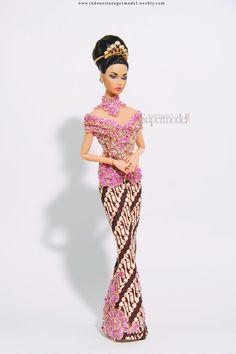 Miss Beauty Doll 2016 Indonesia, Polynesia