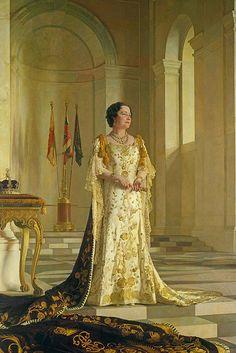 Queen Elizabeth, The Queen Mother, consort to George VI