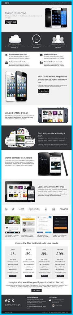 Epik WordPress Theme Review - StudioPress