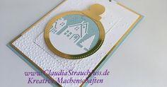 Claudia Strauchfuß unabhängige Stampin' Up! Demonstratorin in Bonn - Inspirationen, Workshops und Produktberatung