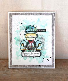 Scrap Plaisir : le scrap de shannon91: Calendrier de l'Avent Florileges Design Mini Albums, Baseball Photos, Baseball Cards, Junk Journal, Cardmaking, Christmas Cards, Holiday, Handmade, Crafts