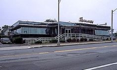 The old Thruway Diner in New Rochelle, NY.