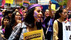 Marcha Nacional Contra las Violencias Machistas