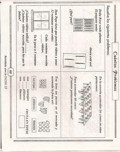 Cuaderno de ejercicio matematicas 3º grado - Patricia Marquez - Álbumes web de Picasa