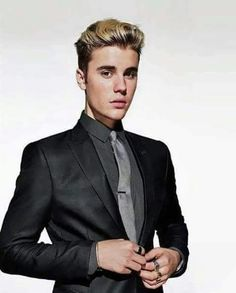justin bieber and gq magazine image