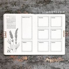 Get the best bullet journal weekly spread ideas and various bullet journal weekly log templates. Learn the different techniques in creating your best weekly spread to organize your activities from wor Bullet Journal Banners, Bullet Journal Layout Templates, Bullet Journal Page, Bullet Journal Weekly Layout, Bullet Journal For Beginners, January Bullet Journal, Bullet Journal Notebook, Bullet Journal Aesthetic, Arc Notebook