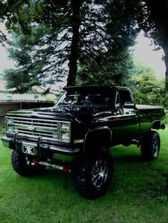 1983 Chevy Truck Sexy af