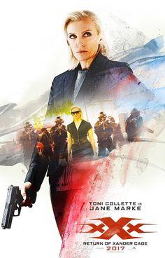 Se publican los posters de los actores de la tercera película de la saga 'xXx'