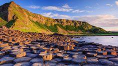 Mysterious sightsTHE GIANTS CAUSEWAY, NORTHERN IRELAND