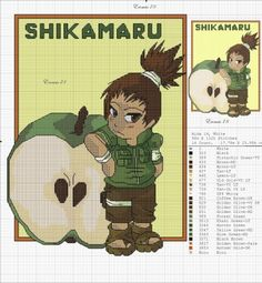 shikamaru frutta.jpg (5.86 MB) Osservato 55 volte  Note: why is shikamaru next to an Apple? Is naruto next to a cherry or watermelon??