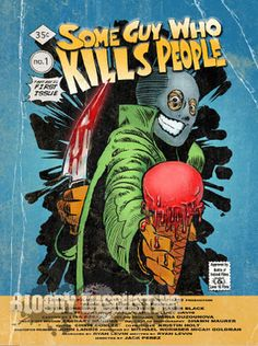 Amazon.com: Some Guy Who Kills People: Kevin Corrigan, Ariel ...  ► 98:00► 98:00    www.amazon.com/Some-Guy-Who-Kills-People/dp/B008U4T2GGJul 2, 2012 - 98 min  Amazon.com: Some Guy Who Kills People: Kevin Corrigan, Ariel Glade, Barry Bostwick, Karen Black: Amazon ..
