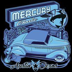 Mercury Charlie by Jeff Norwell
