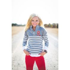 Gameday Couture Quarter Zip Jacket