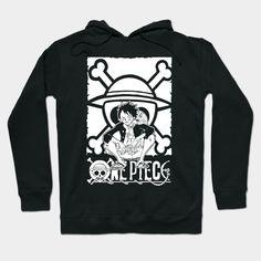 #onepiece #monkeydluffy #pirateking #anime #apparel #clothing One Piece Hoodie, Monkey D Luffy, One Piece Anime, Hoodies, Sweatshirts, Graphic Sweatshirt, Apparel Clothing, Sweaters, Clothes