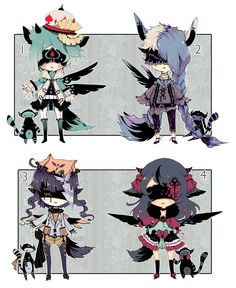[CLOSED] ADOPT AUCTION 107 - Blind Lace by Piffi-adoptables.deviantart.com on @DeviantArt