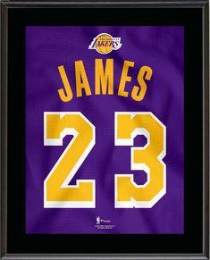 3505c2e64ac LeBron James Los Angeles Lakers 10.5
