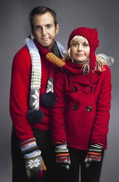 Will Arnett and Amy Phoeler