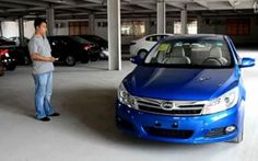 BYD grants your childhood wish with life-sized remote control car