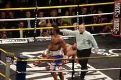 David Haye vs Monte Barratt Picture