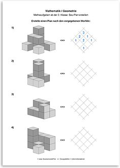 Download => Geometrie => Bau-Plan erstellen (1)