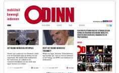 Odinn online community voor mobiliteitsmanagement vanuit BRAMM Brabant Mobiliteitsmanagement