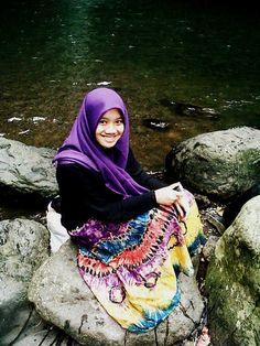 #me#CentralJava#Purwokerto#waterfall#CurugCipendok