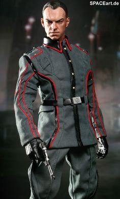 Captain America: Red Skull - Deluxe Figur, Fertig-Modell ... http://spaceart.de/produkte/cam002.php