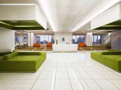 Office Interior  - sofa lounge